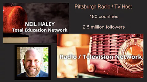 Pittsburg radio with Neil Haley
