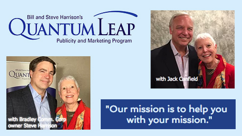 Quantum Leap with Steve Harrison