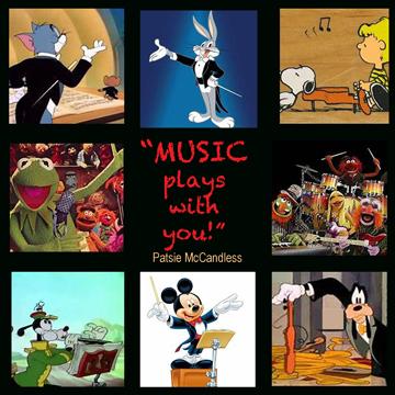 Patsie McCandless - MUSIC Quote 1