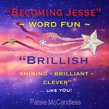 Patsie McCandless-Word Fun Quote 1