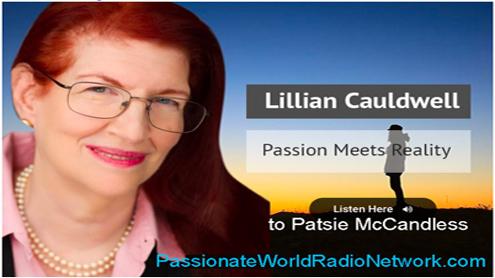 Patsie McCandless interview with Lillian Cauldwell - Passionate World Radio-Ann Arbor MI