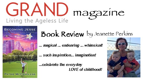 GRAND Magazine Patsie McCandless Book Review