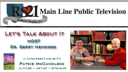 Radnor Sudio 21 TV Interview with Patsie McCandless