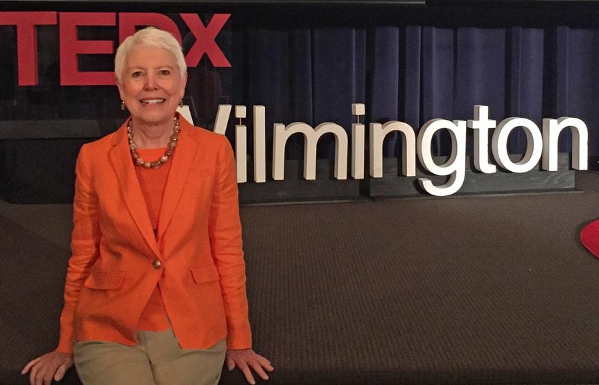 Patsie McCandless TEDx Speaker
