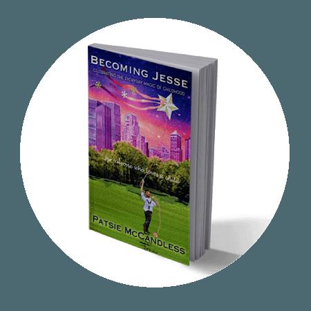 Becoming Jesse by Patsie McCandless