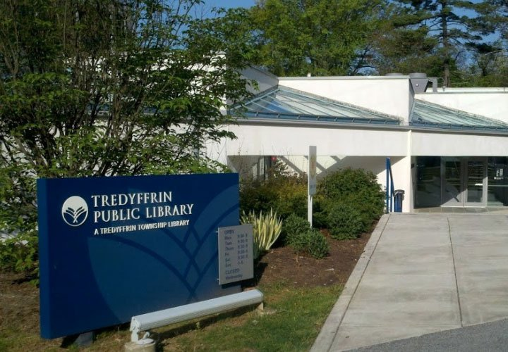 Tredyffrin Library