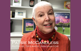 "LightLessons ""CelebrateYourMagic"" with Patsie McCandless"