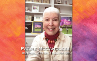 "Light lessons ""Happiness"" with Patsie McCandless"