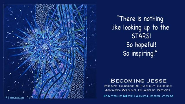 "Light Lessons - Patsie McCandless: ""Christmas Star"""