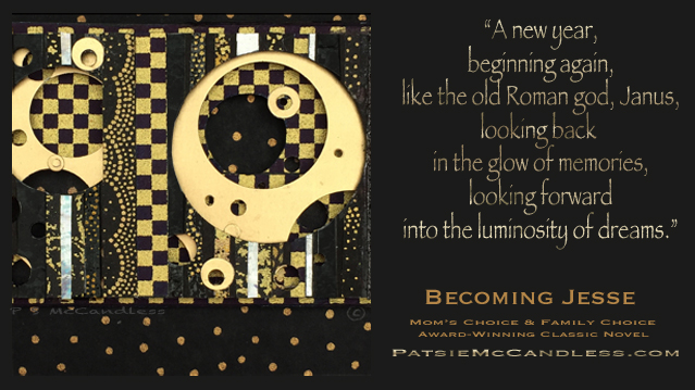 Light Lessons-Patsie McCandless: New Year Becoming