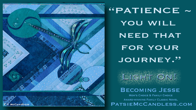 Patience: the key to a fulfilling life