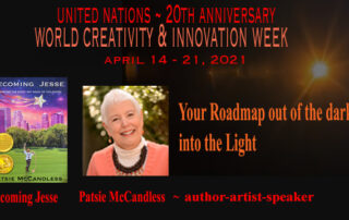 Patsie McCandless Blog-Light Lessons: Think Like a Child