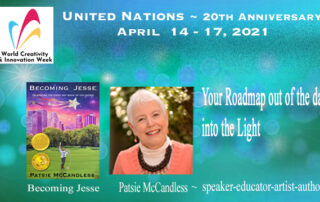 United Nations Creativity Forum:Patsie McCandless Light Lessons