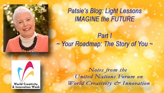 UnitedNationsForum-PatsieMcCandless-Speaker:YourRoadmap:TheStoryOfYou