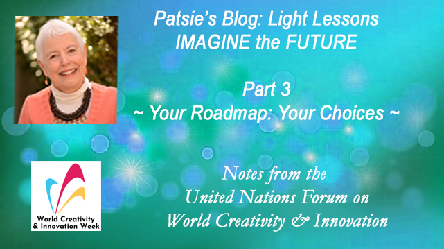 UnitedNationsForum-PatsieMcCandless-Speaker-YourRoadmap-YourChoices