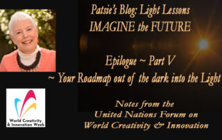 UnitedNationsForum-PatsieMcCandless,speaker-Yr Roadmap Out of Dark Into Light