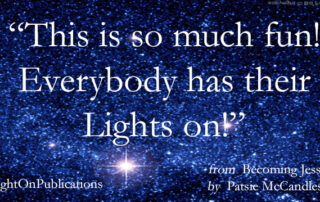 Light Lessons Blog with Patsie McCandless - Learning Light Lessons from Olympians