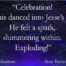 Light Lessons Blog with Patsie McCandless-Isolate or Celebrate