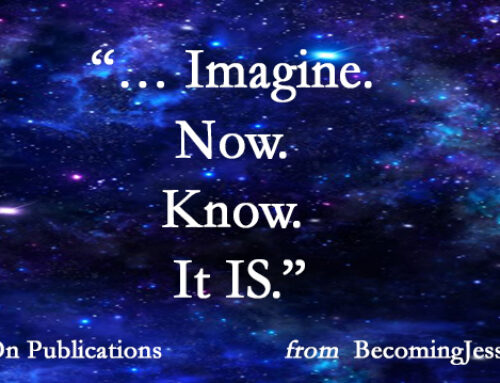 Imagination : What IS and What CAN BE